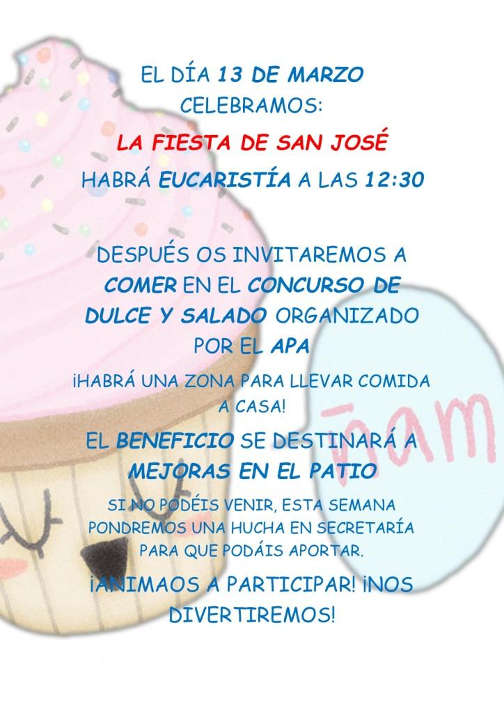 EL DÍA 13 DE MARZO CELEBRAMOS
